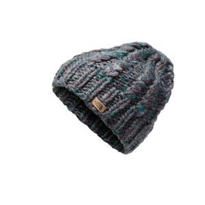 The North Face Women's Hats Chunky Knit Beanie Blk